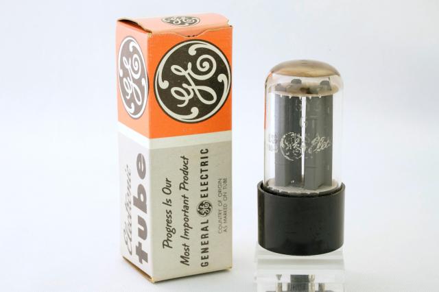 5Y3GT General Electric(GE)