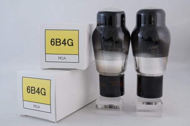 6B4G RCA マッチドペア