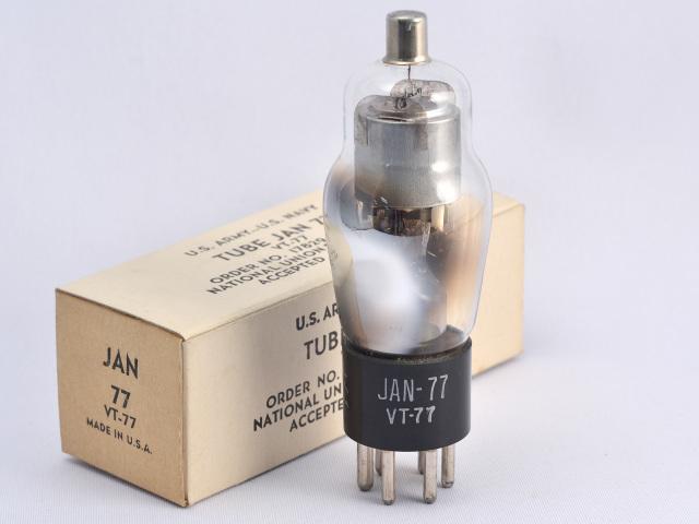 77/VT-77  Jan-N.U./本 軍箱 新品
