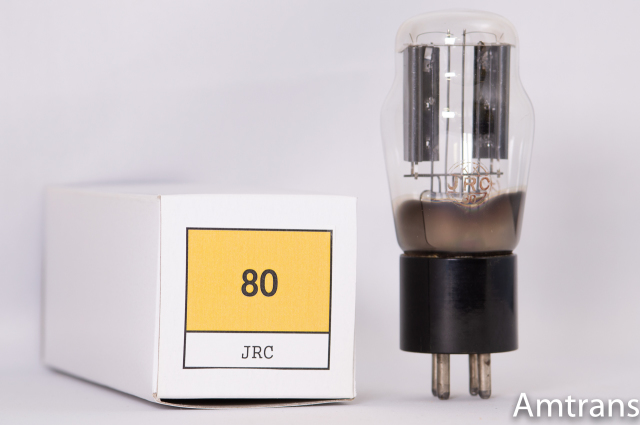 80 JRC 白箱 やや使用 1本