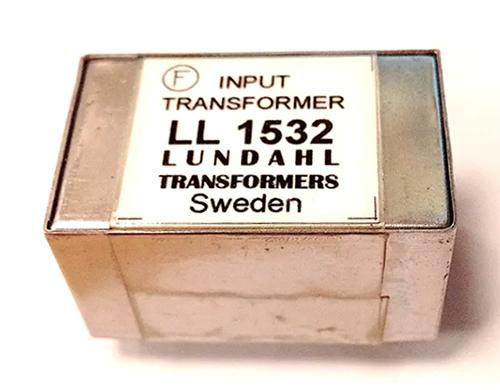 【お取り寄せ】LUNDAHL  ルンダール LL1532 汎用/絶縁トランス