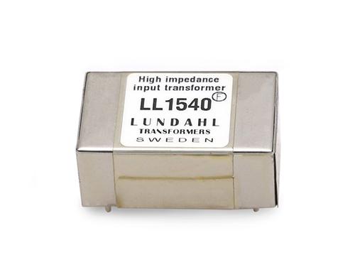 【お取り寄せ】 LUNDAHL ルンダール LL1540 ライン入力トランス