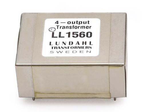 【お取り寄せ】LUNDAHL ルンダール LL1560 ライン出力トランス