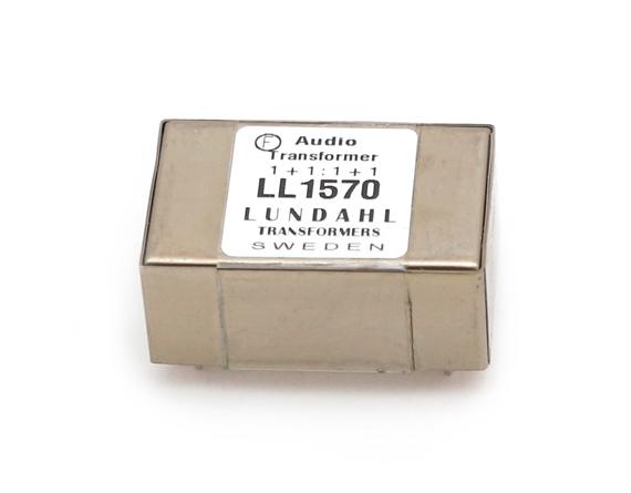 【受注オーダー品】Lundahl (ルンダール)LL1570 汎用/絶縁トランス/マイクロフォン用トランス
