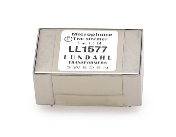 【受注オーダー品】Lundahl (ルンダール) LL1577 マイクロフォン用トランス