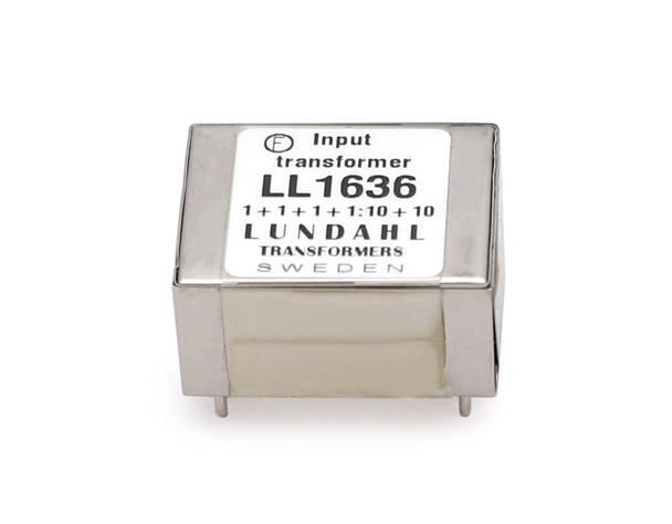 【受注オーダー品】Lundahl (ルンダール) LL1636 マイクロフォン用トランス