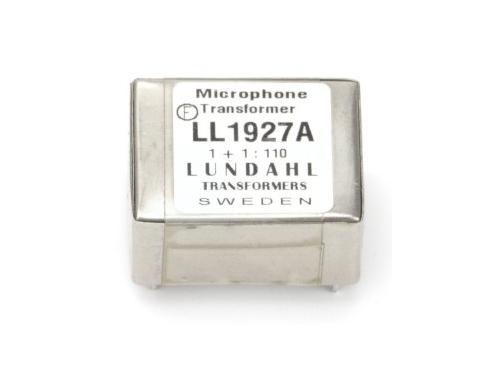 【お取り寄せ】LUNDAHL  ルンダール  LL1927A マイクロフォン用トランス