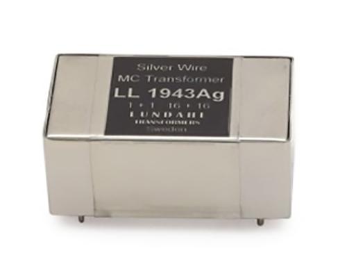 【お取り寄せ】LUNDAHL LL1943AG ルンダール MC インプット・トランス