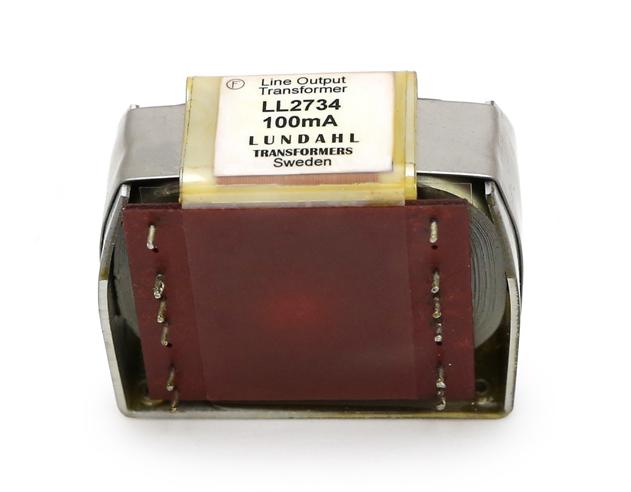 【お取り寄せ】LUNDAHL ルンダール LL2734 ライン出力トランス/ケースSサイズ