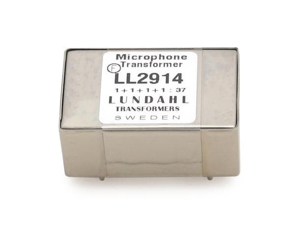 【受注オーダー品】 Lundahl (ルンダール) LL2914 マイクロフォン用トランス