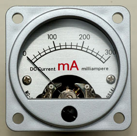 MI-300 山本音響工芸 300mA電流計 メーターユニット