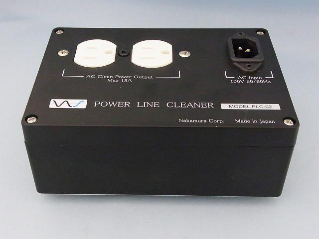 PCL-02 中村製作所 電源雑音清浄器 Nakamura corp. 電源ボックス