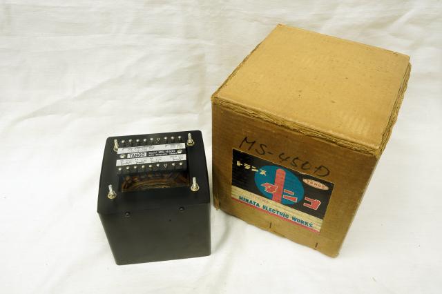 MS-450D TANGO 電源