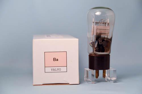 真空管,電圧増幅管,Ba1