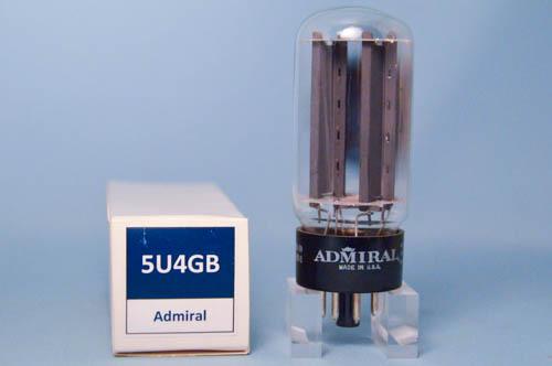 真空管,整流管,5U4GB