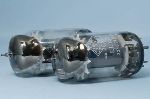 EL152,テレフンケン,真空管,出力管
