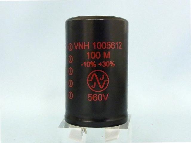 VNH1005612 100uF/560V JJ 電解コンデンサー