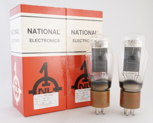 VT25A NATIONAL ELECTRONICS /マッチドペア