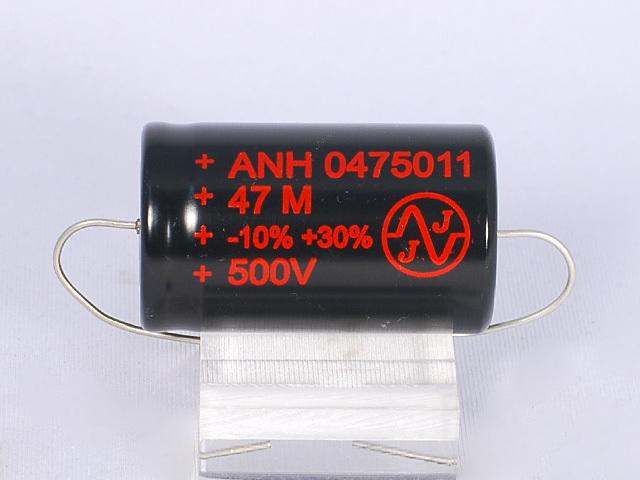 ANH47/500 47μF/500V JJ 電解コンデンサー