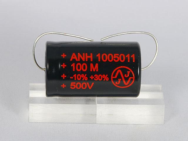 ANH100/500 100μF/500V JJ 電解コンデンサー