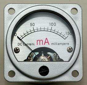 MI-150 山本音響工芸 150mA電流計