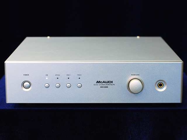 McAUDI MD3300