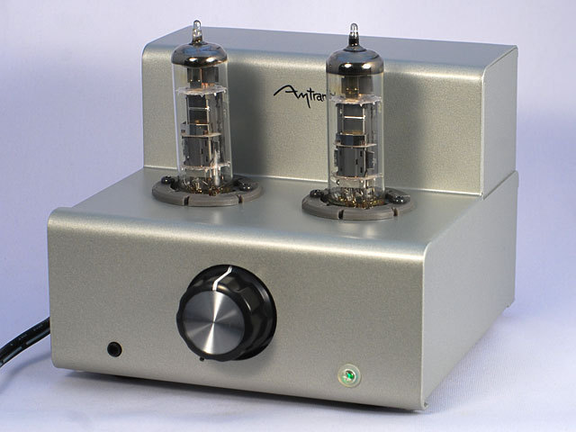 エレキット PCL86 真空管シングルステレオパワーアンプTU-8100【完成品/アムトランスバージョン】