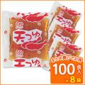 送料無料 業務用 天つゆ15g(100食×8袋入×3ケース) コブクロ