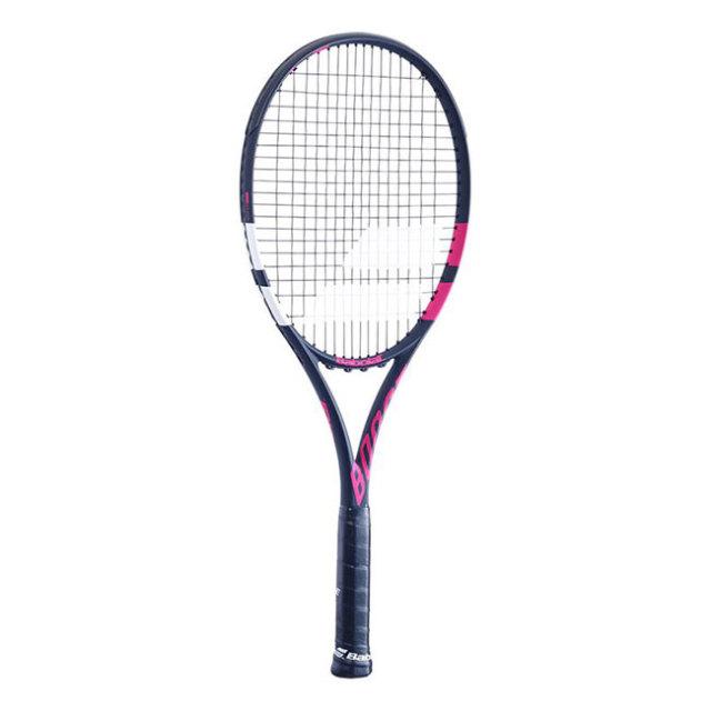 バボラ(Babolat) 2020 ブースト A W (260g) BOOST A W 海外正規品 硬式テニスラケット 121211-335ブラック×ピンク×ホワイト(20y1m)[AC]
