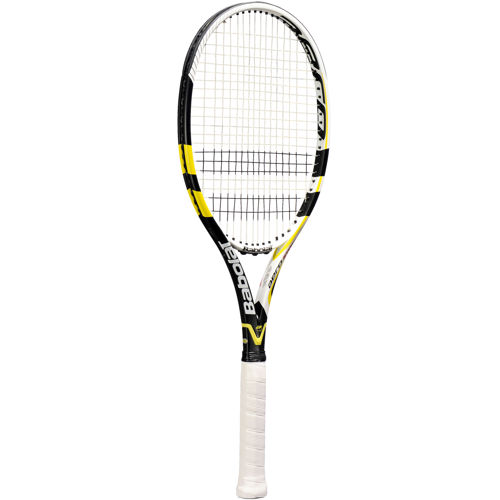 [奇跡の再入荷]バボラ(Babolat) アエロ ストーム GT (300g) 海外正規品 硬式テニスラケット BABASGT-ブラック×イエロー(19y5m)[NC]
