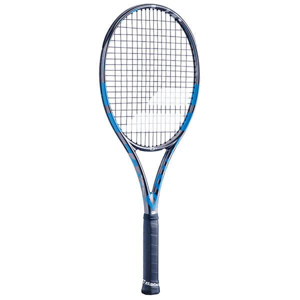 バボラ(Babolat) 2019 ピュア ドライブ VS (300g) 海外正規品 硬式テニスラケット 101426/101328-319 クロームブルー(19y4m)[NC]