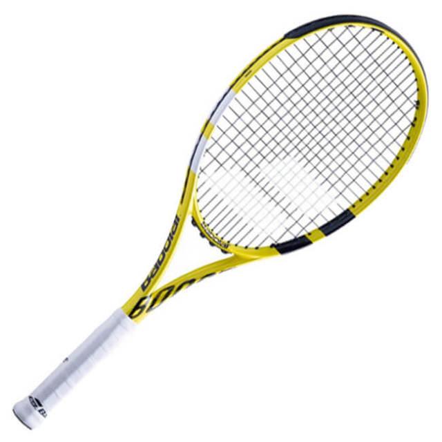 バボラ(Babolat) 2019 ブーストアエロ(260g) イエローブラック 海外正規品 硬式テニスラケット 121199-191(19y2m)[AC]