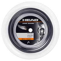 ヘッド(Head) ホーク ラフ 200Mロール(1.25mm) 硬式テニスガット ポリエステルガット(17y6m)