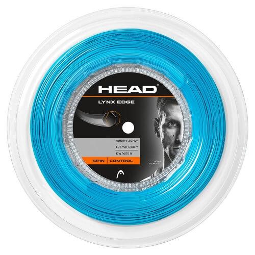 ヘッド(Head) リンクス エッジ 200Mロール(1.25mm) 硬式テニスガット ポリエステルガット(17y6m)