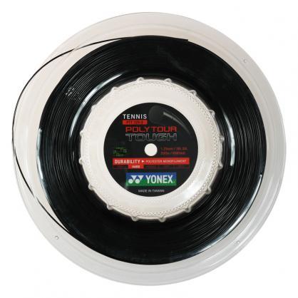 国内未発売モデル ヨネックス ポリツアー タフ (1.25mm) 200Mロール 硬式テニス ポリエステル ガット(Yonex POLY TOUR TOUGH)(15y12m)