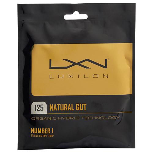 【パッケージ品】ルキシロン(LUXILON) 2017 ナチュラルガット 1.30mm(WRZ949130) 1.25mm(WRZ949125)