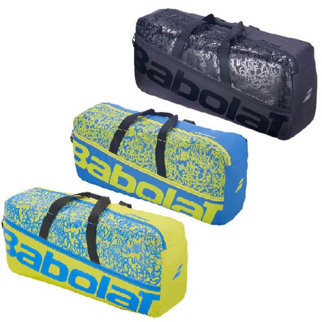 [ラケット収納可]バボラ(Babolat) 2020 クラッシック ダッフルM テニスバッグ 758001(20y3m)
