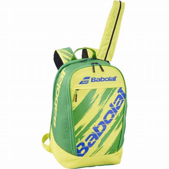 [ラケット収納可]バボラ(Babolat) 2020 クラシック フラッグ20 バックパック ブラジル 753087-338 イエローグリーン(20y1m)