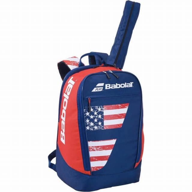 [ラケット収納可]バボラ(Babolat) 2020 クラシック フラッグ20 バックパック US 753087-209 ブルーレッド(20y1m)