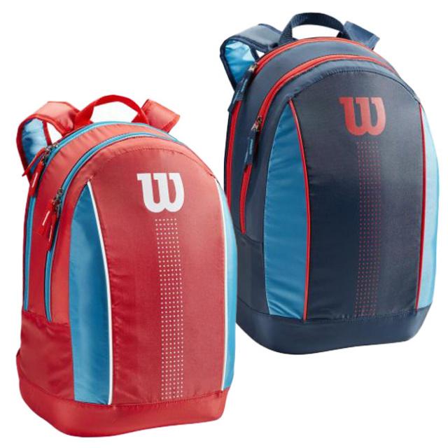 [ジュニア用ラケット収納可]ウィルソン(Wilson) 2021 ジュニア バックパック テニスバッグ WR8012901001/WR8012904001(21y3m)