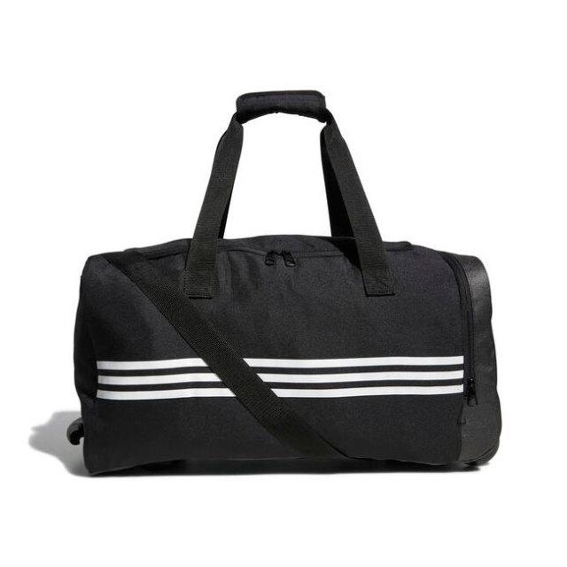 アディダス(adidas) チーム ゴルフ ホイールバッグ キャスター付き ダッフルバッグ DP1610-ブラック(19y8m)