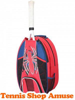 【リュック】スパイダーマン バッグパック(Spiderman Tennis Backpack Bag)(16y12m)