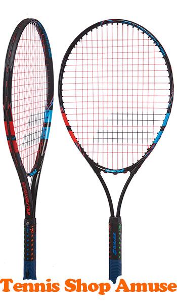 在庫処分特価】バボラ(BABOLAT) 2017 ボールファイター25(海外正規品)140205 (17y3m)キッズテニスラケット