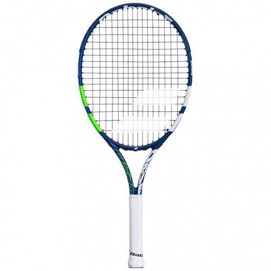 [グラファイトコンポジット素材]バボラ(Babolat) 2021 DRIVE JR 24 ドライブJR 24 (220g) 海外正規品 硬式テニスジュニアラケット 140413-306(21y2m)[AC]