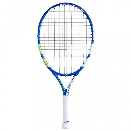 [グラファイトコンポジット素材]バボラ(Babolat) 2021 DRIVE JR 23 ドライブJR 23 (215g) 海外正規品 硬式テニスジュニアラケット 140429-306(21y2m)[AC]