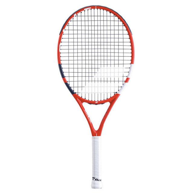 [グラファイトコンポジット素材]バボラ(Babolat) Strike Junior24 ストライクジュニア24 (220g) 海外正規品 硬式テニスジュニアラケット 140432-151(20y11m)[AC]