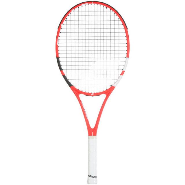 [グラファイトコンポジット素材]バボラ(Babolat) Strike Junior26 ストライクジュニア26 (240g) 海外正規品 硬式テニスジュニアラケット 140416-151(20y11m)[AC]