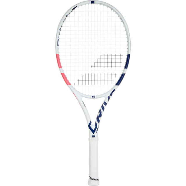 [100%グラファイト素材][ホワイト]バボラ(Babolat) 2018 ピュアドライブJr. 26(250g) 海外正規品 硬式ジュニアテニスラケット 140403-301 ホワイトxPKBL(19y9m)