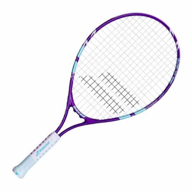 バボラ(Babolat) 2019 B-FLY 23 (205g) パープル×ブルー 海外正規品 硬式テニスジュニアラケット 140244-309(19y2m)