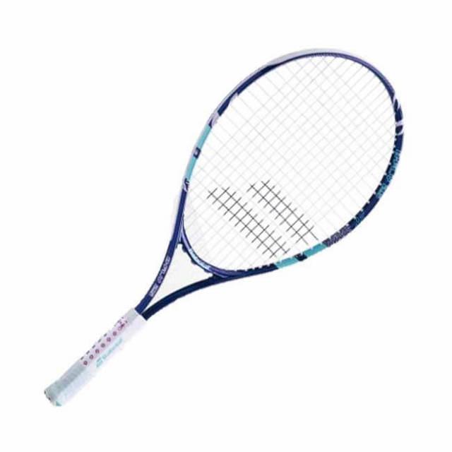 バボラ(Babolat) 2019 B-FLY 25 (220g) ダークブルー×ライトブルー 海外正規品 硬式テニスジュニアラケット 140245-304(19y2m)
